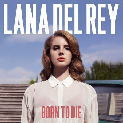Lana Del Rey - Born To Die ( Double Vinyl Album)