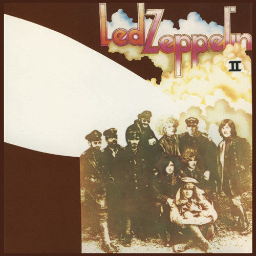 Led Zeppelin - Led Zeppelin II (180 Gram Double Vinyl Album)