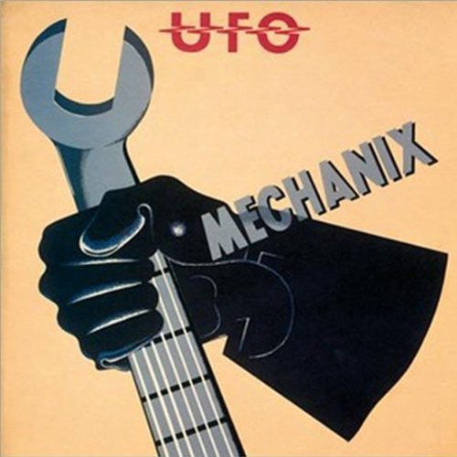 UFO - Mechanix (Double Clear Vinyl Album)