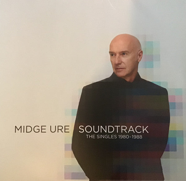 Soundtrack - The Singles 1980-1988 - Midge Ure