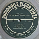 Miles Davis - Young Man With The Horn Vol. III - Clear Vinyl