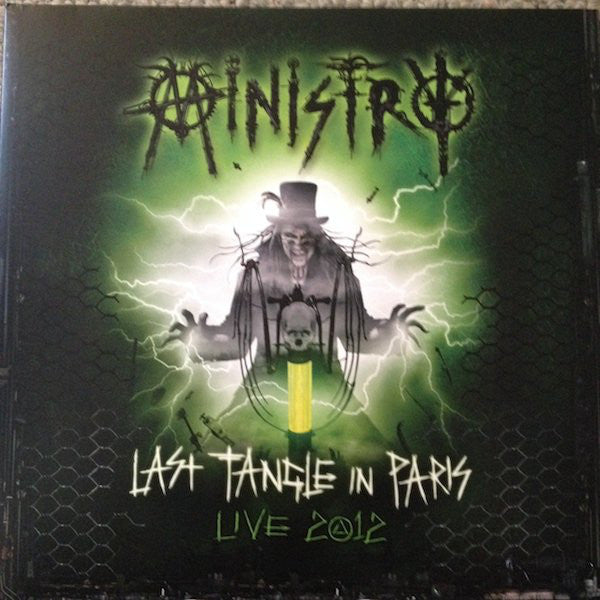 Ministry - Last Tangle In Paris Live 2012 (Double Vinyl Album)