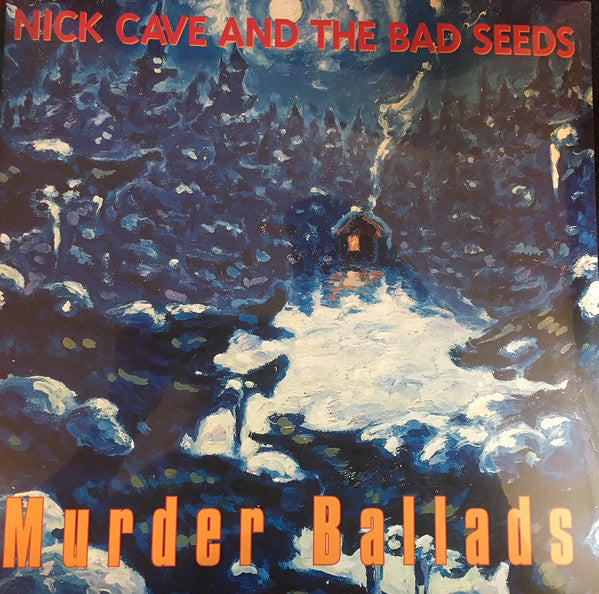 Cave Nick & The Bad Seeds - Murder Ballads (Double Vinyl Album)