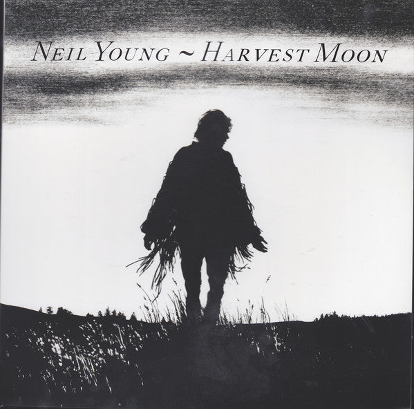 Neil Young - Harvest Moon (Vinyl Album + Single Sided)