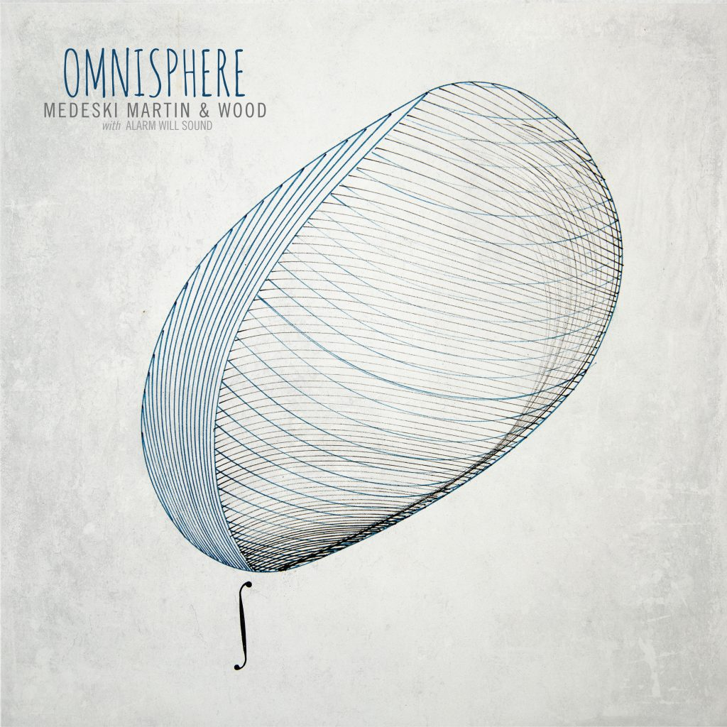 Medeski Martin & Wood, Alarm Will Sound  - Omnisphere (Double Vinyl Album)