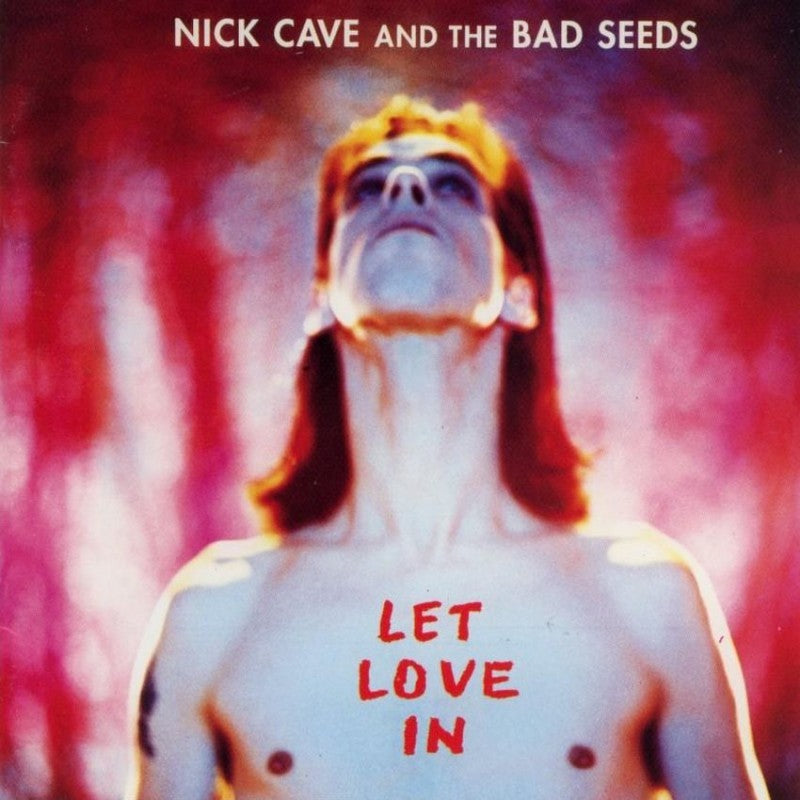 Cave Nick & The Bad Seeds - Let Love In (Remastered 180 Gram Vinyl Album)