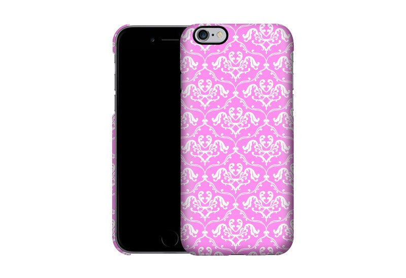 Caseable - Designový ochranný kryt na IPhone 6 a 6s - Pink French Lillies by Caseable Designs