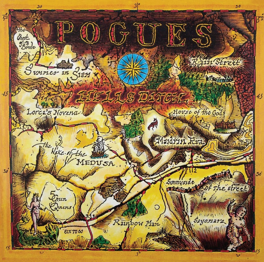 Pogues - Hell´s Ditch (180 Gram Vinyl)