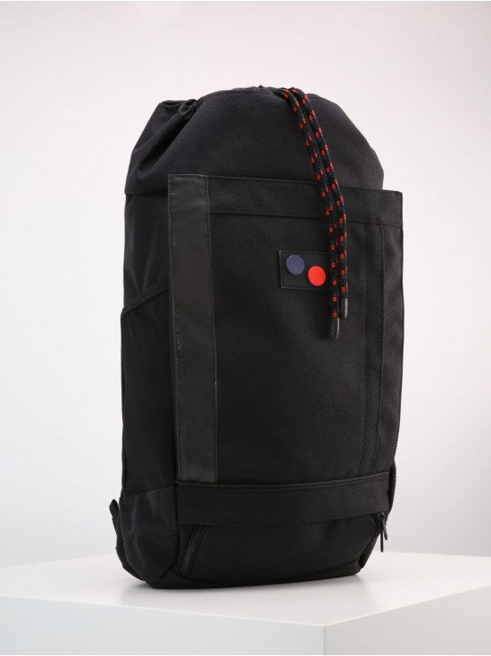 Pinqponq - Backpack Blok Large - Licorice Black Bold