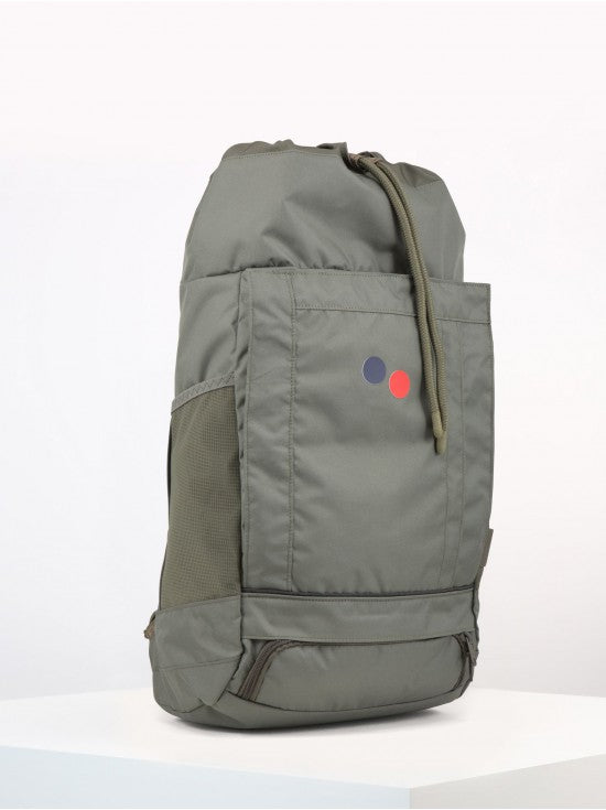 Backpack Blok Medium - Airy Olive