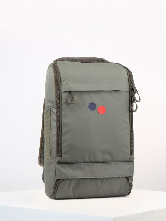 Pinqponq - Backpack Cubik Medium - Airy Olive