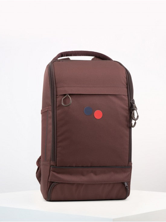 Pinqponq - Backpack Cubik Medium - Maple Maroon