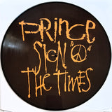"Prince - Sign ""O"" The Times (Double Picture Vinyl Album) - Record Store Day"