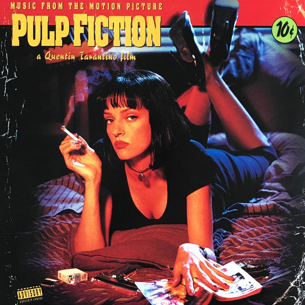 Various - Pulp Fiction - Music From The Motion Picture - (180 Gram Remastered Vinyl Album)