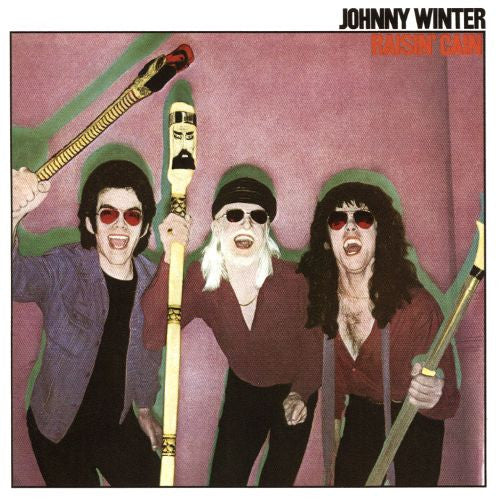 Johnny Winter - Raisin´ Cain