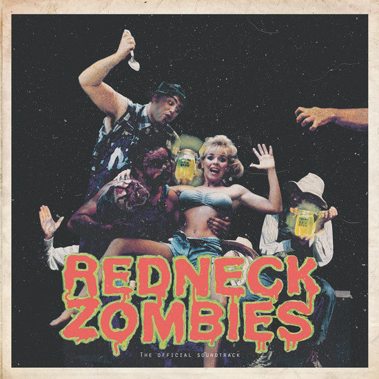 Adrian Bond  - Redneck Zombies