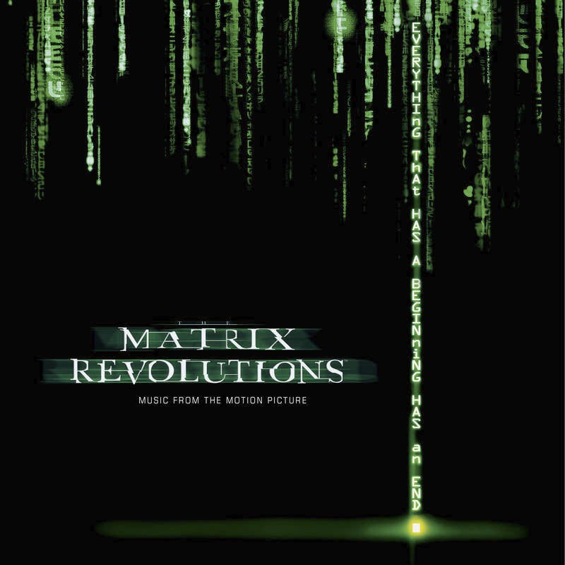 Various - The Matrix Revolutions: Music From The Motion Picture  (Double Vinyl Album)