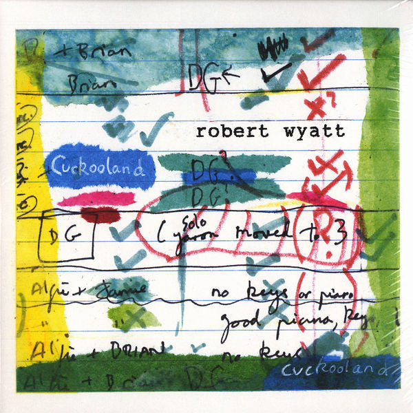 Robert Wyatt - Cuckooland (Double Vinyl Album)