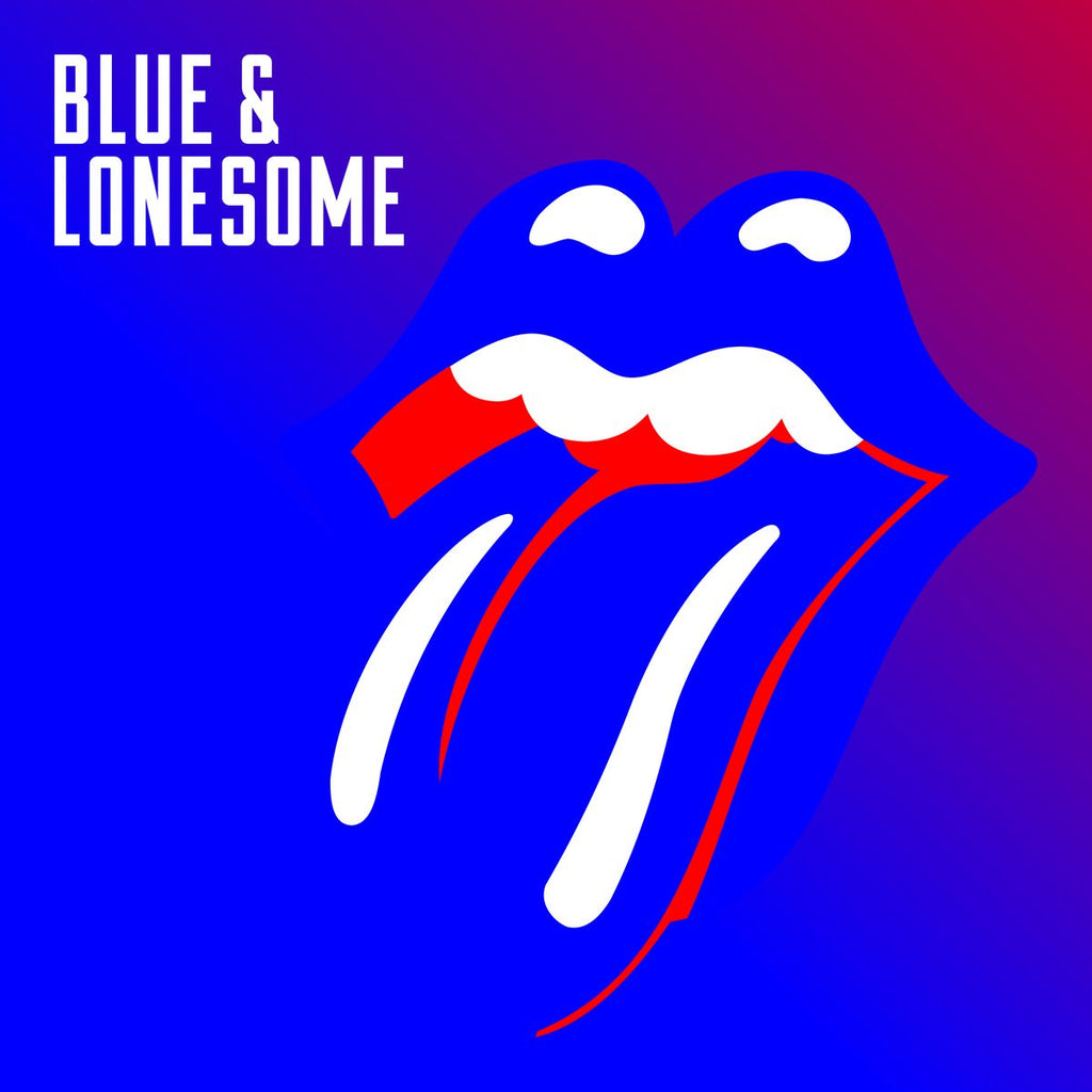 The Rolling Stones - Blue & Lonesome (180 Gram Double Vinyl Album)
