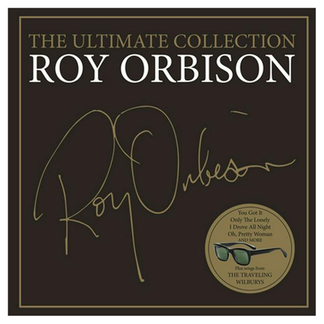 Orbison Roy - The Ultimate Collection (Double Vinyl Album)