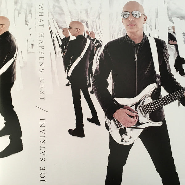 Satriani Joe - What Happens Next (Double Vinyl Album)