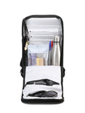 Pinqponq - Backpack Cubik Small Pure - Licorice Black