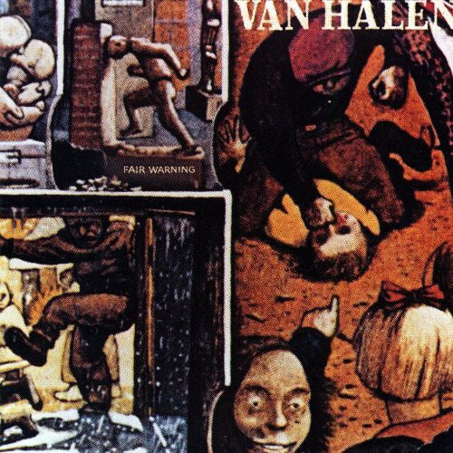 Van Halen - Fair Warning - (180 Gram Vinyl)
