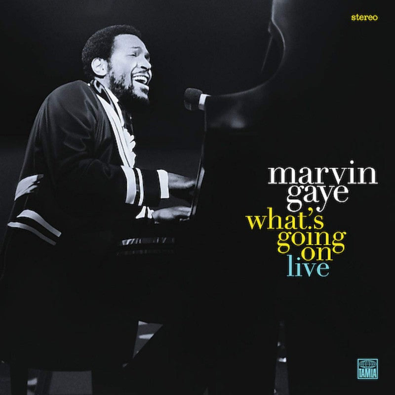 Marvin Gaye - What's Going On Live (Double Vinyl Album)