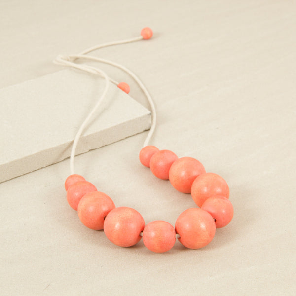 Tropical Single Strand Necklace - Japri