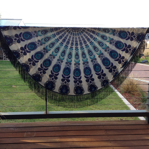 Gypsy Mandala Throw - Japri