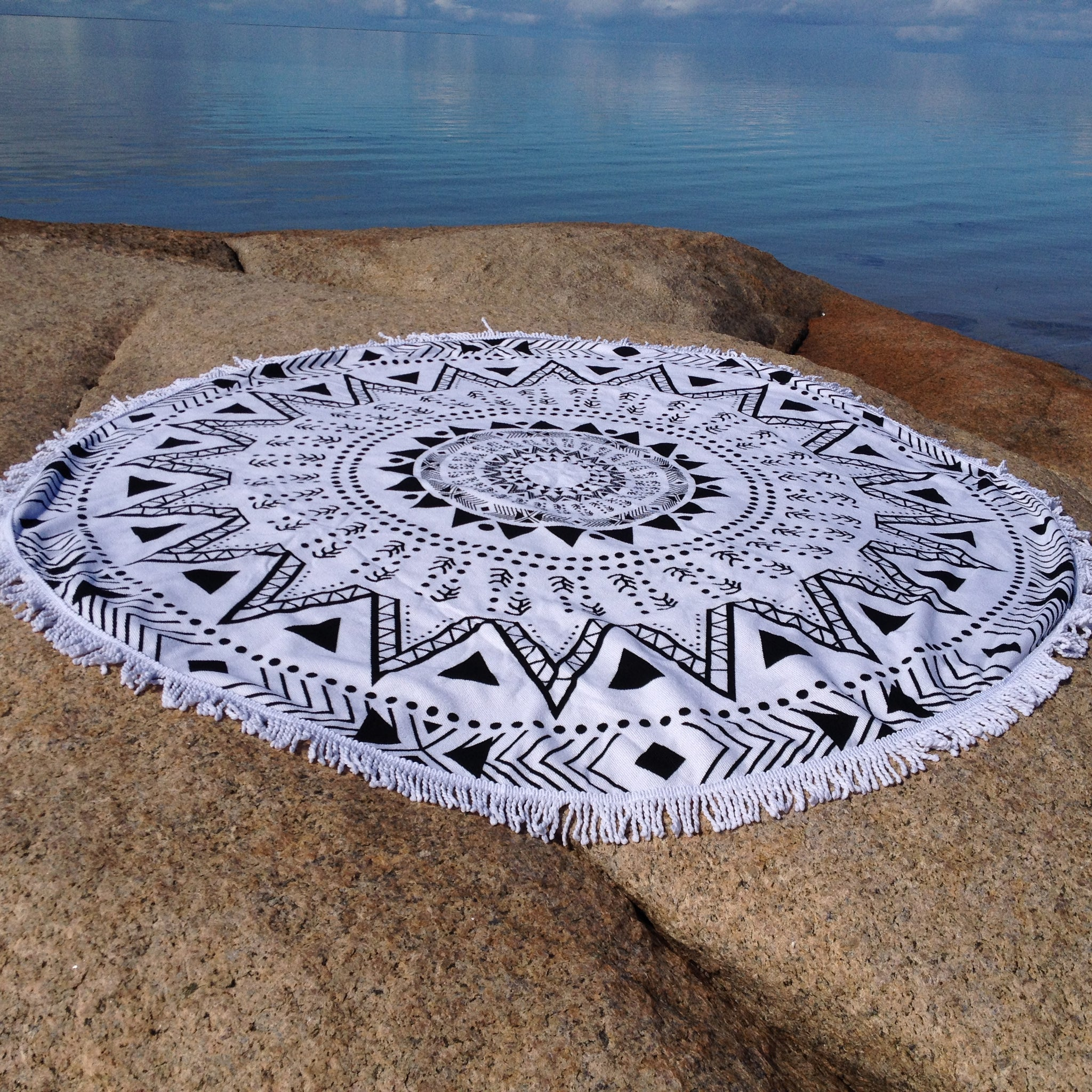 Aria Beach Towel - Japri