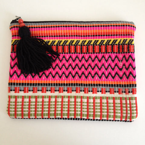 Pretty in Pink Clutch - Japri