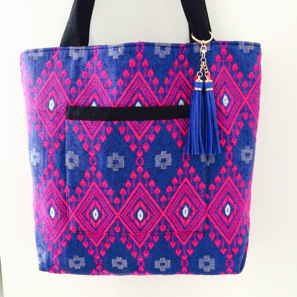 Diamonds Tote Bag - Japri