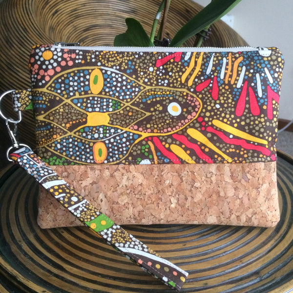 Bush Tucker Clutch - Japri