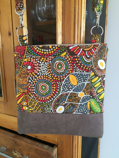 Bushtucker Crossbody Bag