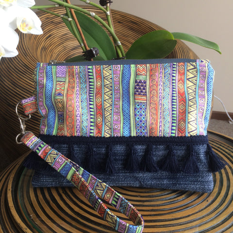 Art Lines Clutch - Japri