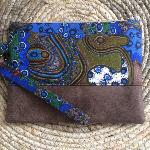 Land & Sea Clutch #2