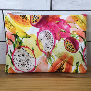 Tropical Fruits Clutch