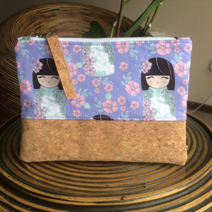 Geisha Girl Clutch - Japri