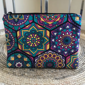 Boho Large Clutch/Sleeve