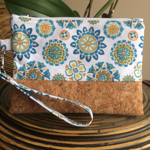 Marrakesh Floral Clutch - Japri