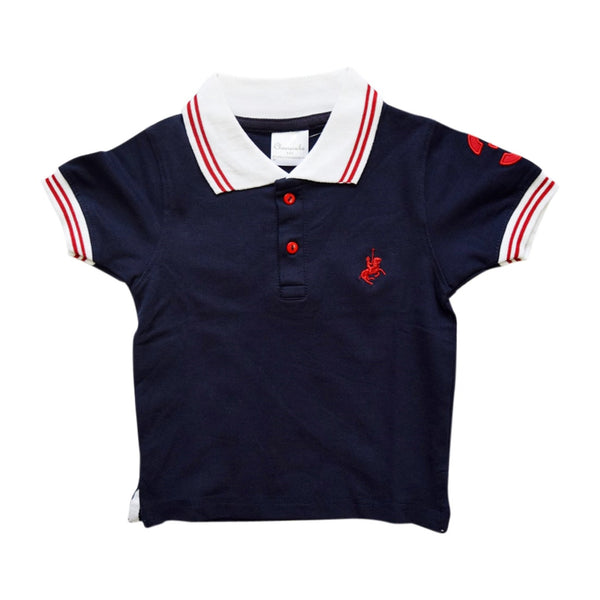 Boy's Polo T, 1 to 5 years