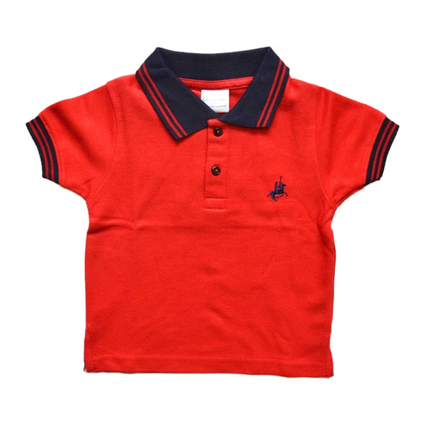 Polo T shirt for Kid's 1 to 5 years, cheesecake