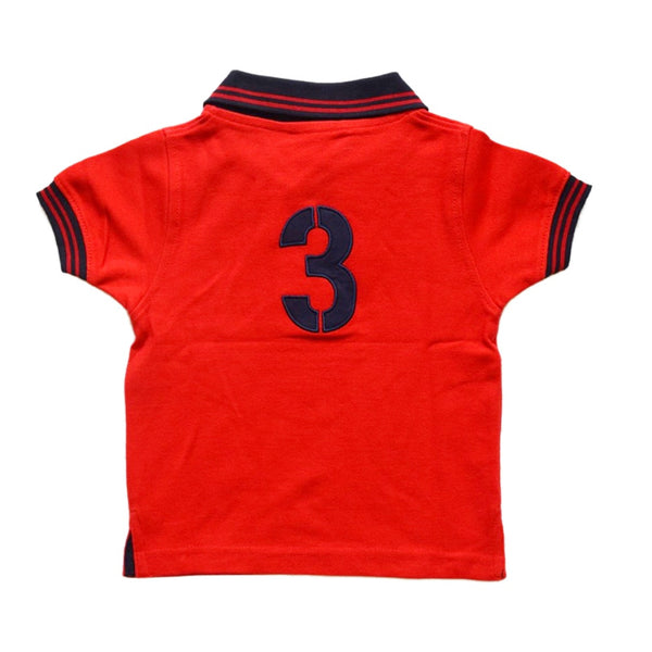 Boy's Polo-Tshirt