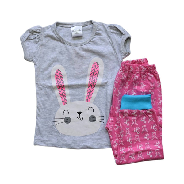Tshirt set for Girls, Track suit, 1 to 5 years, 3 years, 2 years, 1 year, cheessecake