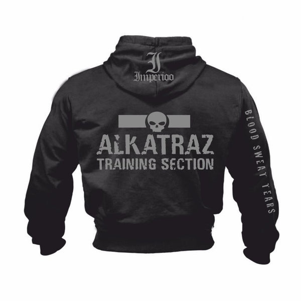 ALKATRAZ TRAINING SECTION HOOD [SW-511]