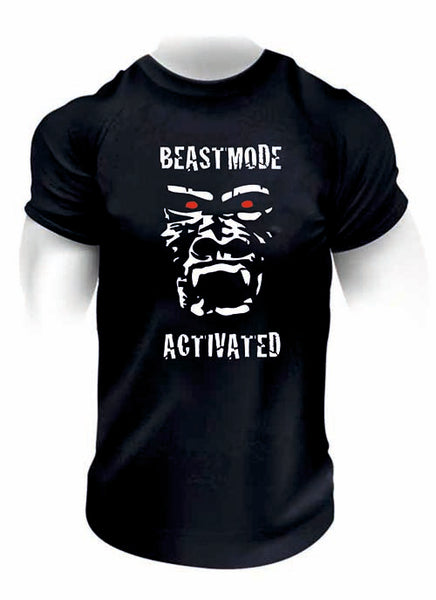 BEASTMODE ACTIVATED T-SHIRTS [TS-558]