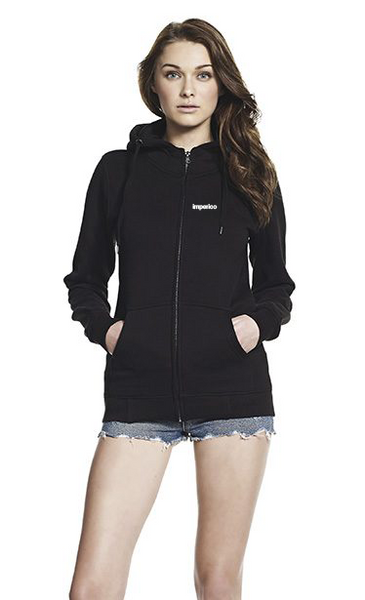 Classic Zip Hood Own it Artikelnr: P17D-01.