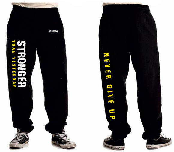 Imperioo Sports joggingbyxa - Stronger [ISJ-01],
