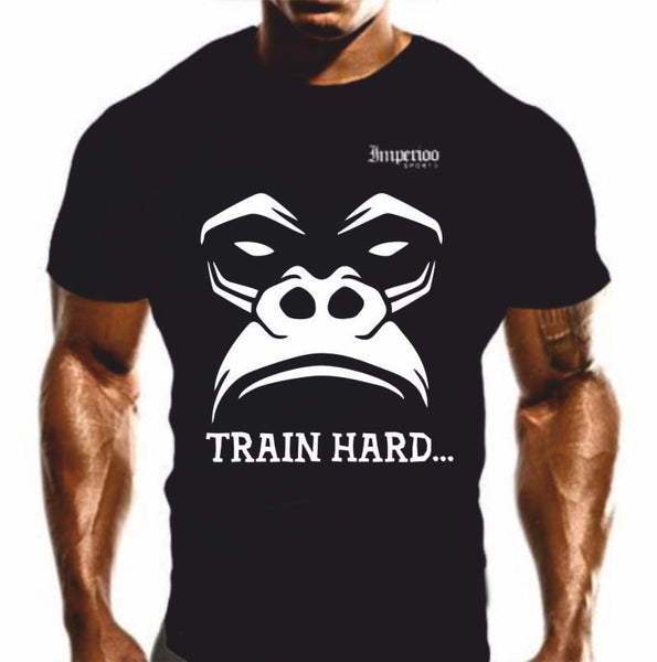 Train Hard T-shirts [TS-874]